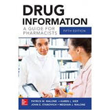 Drug Information: A Guide for Pharmacists, 5E **