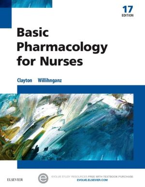 Basic Pharmacology for Nurses, 17th Edition - ABC Books