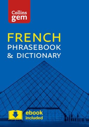 Collins Gem French Phrasebook and Dictionary - ABC Books