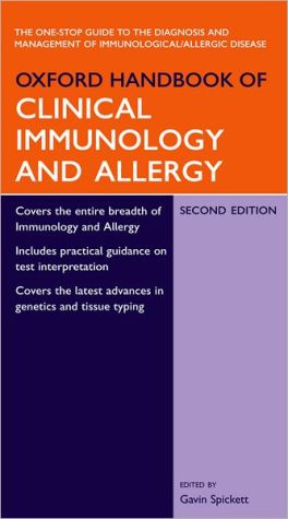 Oxford Handbook of Clinical Immunology and Allergy - ABC Books
