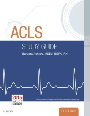 ACLS Study Guide, 5th Edition - ABC Books