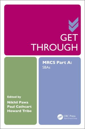 Get Through MRCS Part A: SBAs - ABC Books