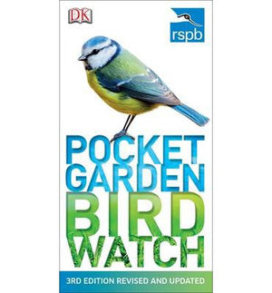 RSPB Pocket Garden Birdwatch - ABC Books