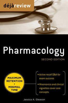 Deja Review Pharmacology, 2e - ABC Books