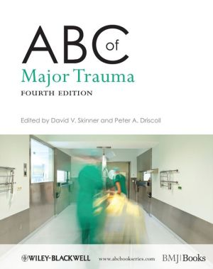 ABC of Major Trauma, 4e - ABC Books