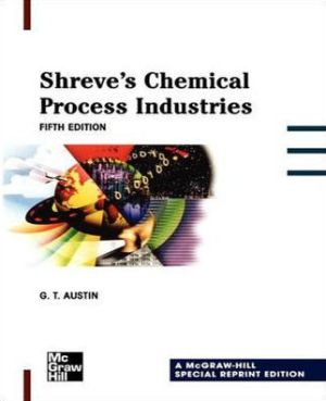 Sre Shreves Chemical Process Industries Handbook 5E