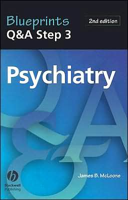 Blueprints Q&A Step 3 Psychiatry, 2e