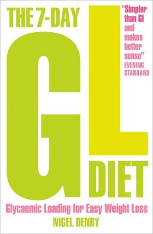 7 Day Gl Diet - ABC Books