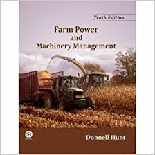 Farm Power and Machinery Management 10E - ABC Books