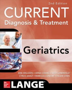Current Diagnosis and Treatment: Geriatrics, 2e - ABC Books