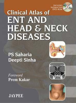 Clinical Atlas of ENT and Head & Neck Diseases - ABC Books
