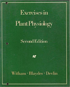 Devlin's Exercises in Plant Physiology, 2/ Ed - ABC Books