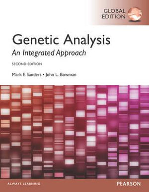 Genetic Analysis: An Integrated Approach, Global Edition, 2e - ABC Books