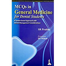 MCQs in General Medicine for Dental Students - ABC Books