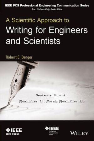 A Scientific Approach to Writing for Engineers and Scientists - ABC Books