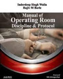 Manual of Operating Room Discipline & Protocol - ABC Books