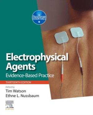 Electrophysical Agents: Evidence-based Practice, 13e
