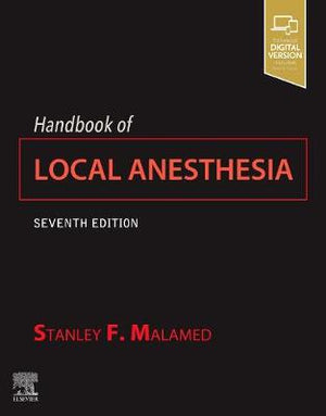 Handbook of Local Anesthesia, 7th Edition