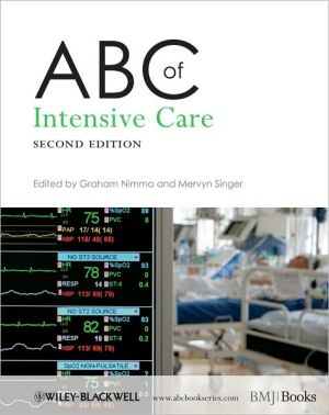 ABC of Intensive Care, 2e - ABC Books