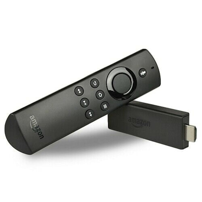 Amazon Fire TV Stick Streaming Digital Media Player 2nd Gen - Manufacturer Reconditioned