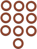 TRONWIRE 10-Pack Premium Heavy Duty Rubber Garden Hose Washers Seals
