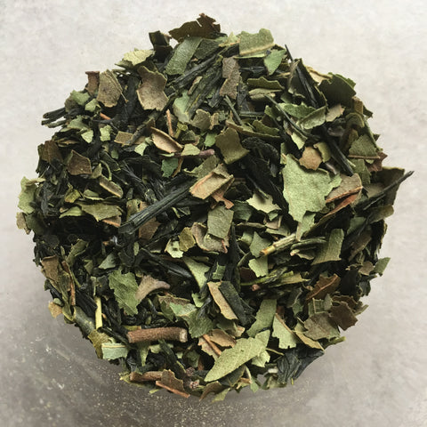 Australian Pure Plantation - Sencha + Lemon Myrtle - NEW 100 grm pack