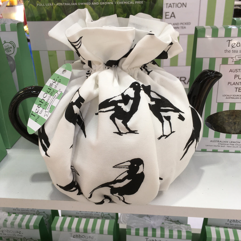 Tea cosy - Magpie - gift boxed