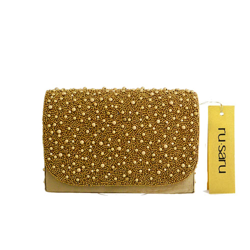 LA PERLA GOLD FLAP