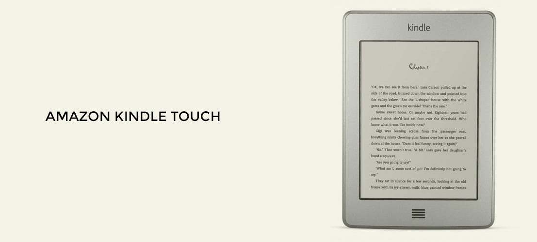 Amazon Kindle Touch WIKI | Amazon Kindle Touch review – Tablet2Cases