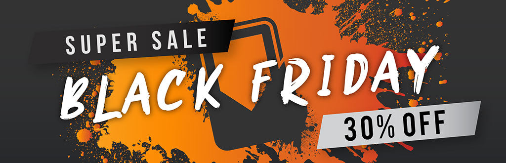 Black Friday - get 30% off all weekend at Tablet2Cases