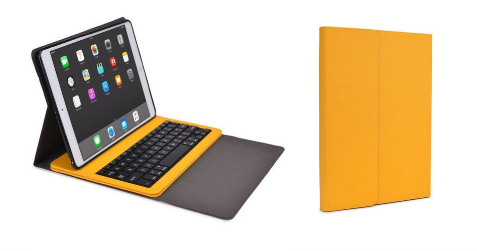 Cooper Flair Keyboard Tablet Case for School