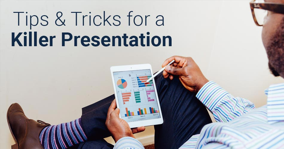 How to Use a Tablet During Your Next Business Presentation