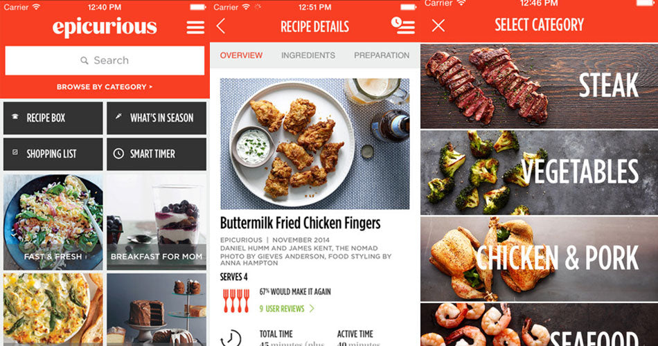 Top-free-cooking-apps-for-tablets-Epicurious