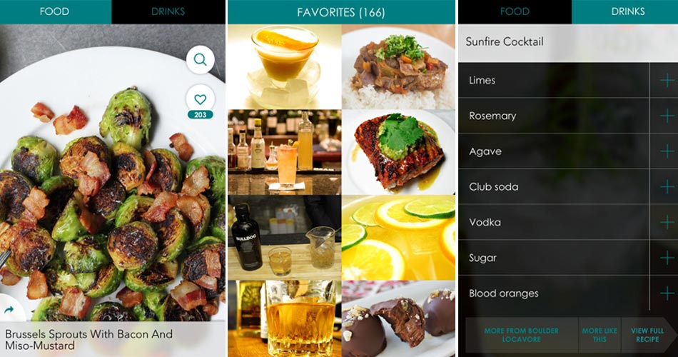Top-free-cooking-apps-for-tablets-GoJee-Food-and-Recipe-App