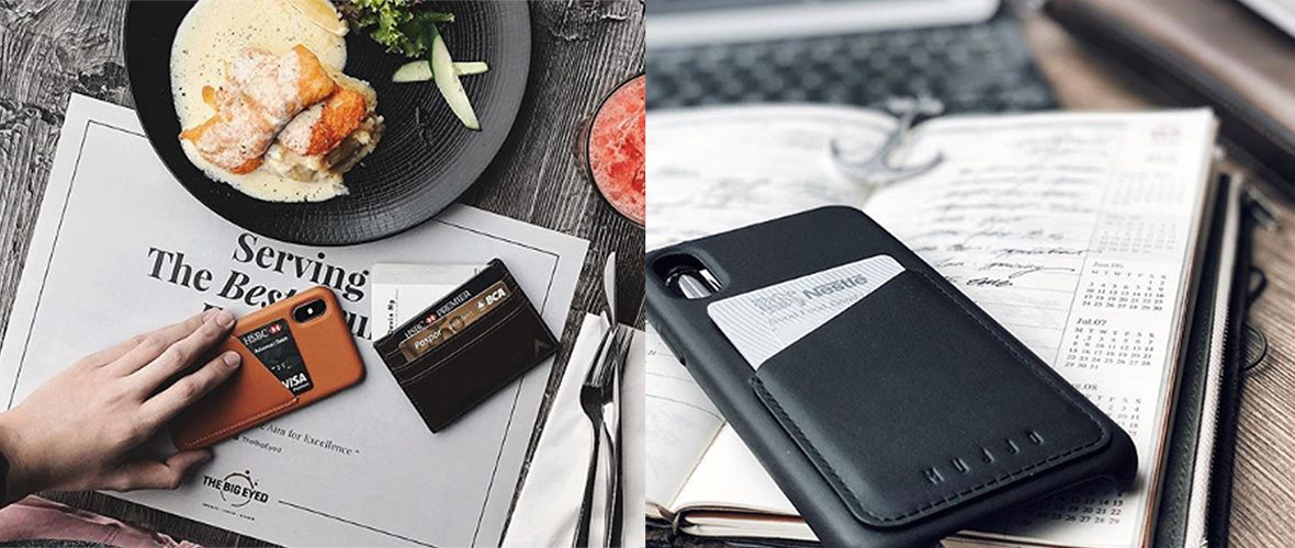 Keep it simple with Mujjo iPhone 11 Pro leather case