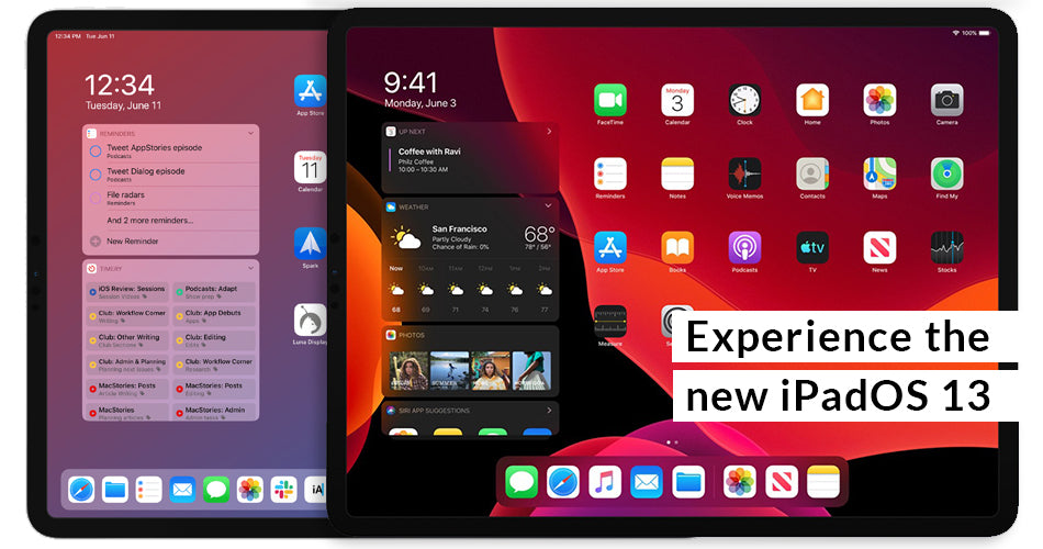 What to Know About Apple's Introduction of the iPadOS