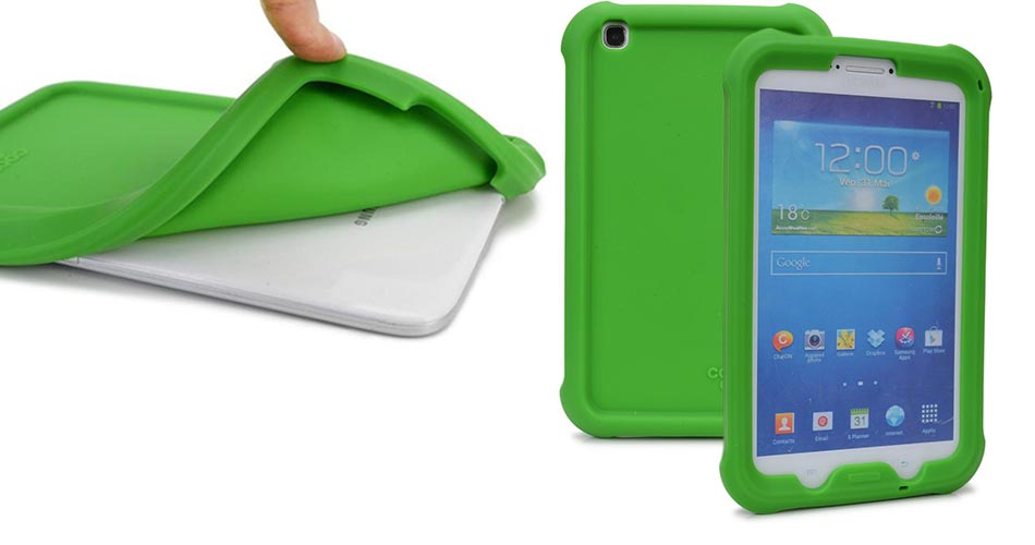 Cooper Bounce Samsung Galaxy Tab Rugged Shell