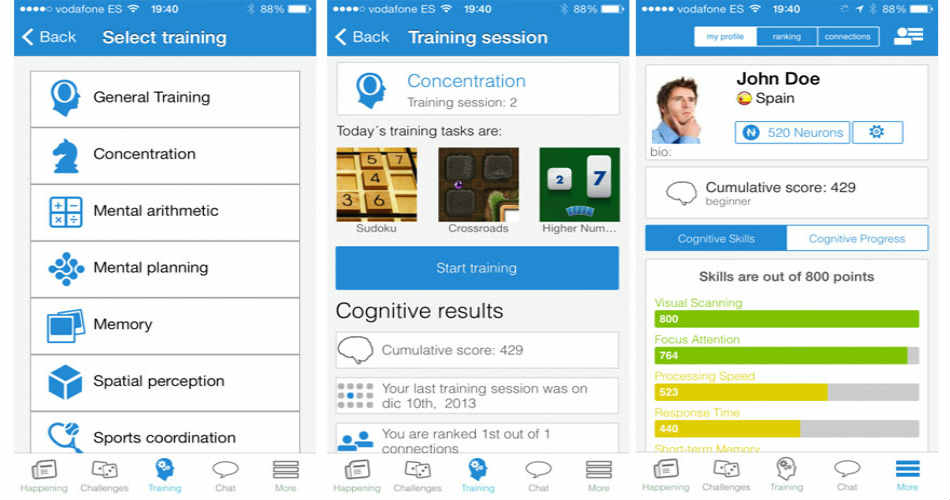 Evelate-brain-training-app