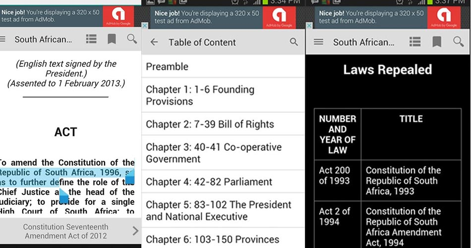 Constitution-for-iPad-app-USA