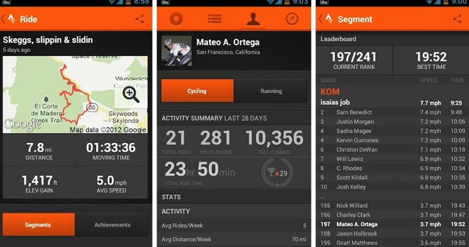 top-cycling-apps-strava