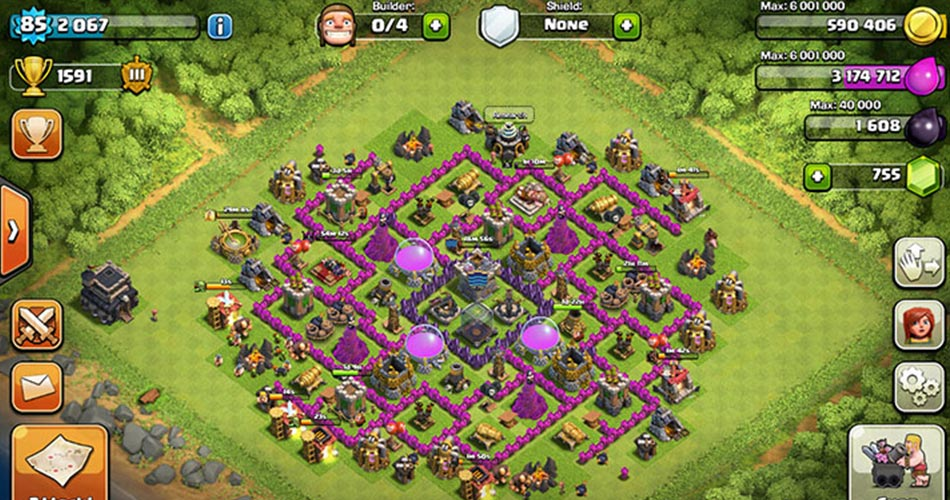 Clash-of-Clans-Top-strategy-games-for-tablets