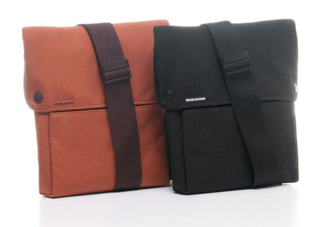Bluelounge Bonobo shoulder bag for iPad and tablets from recycled materials