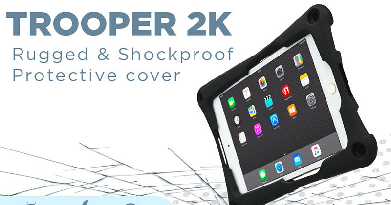 Cooper Trooper 2K Drop Proof Case