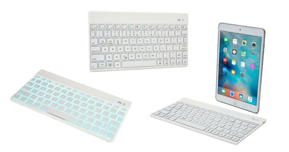 Cooper Aurora Wireless Bluetooth LED Keyboard
