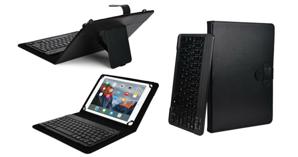 Cooper Backlight Executive Universal Bluetooth Keyboard Folio