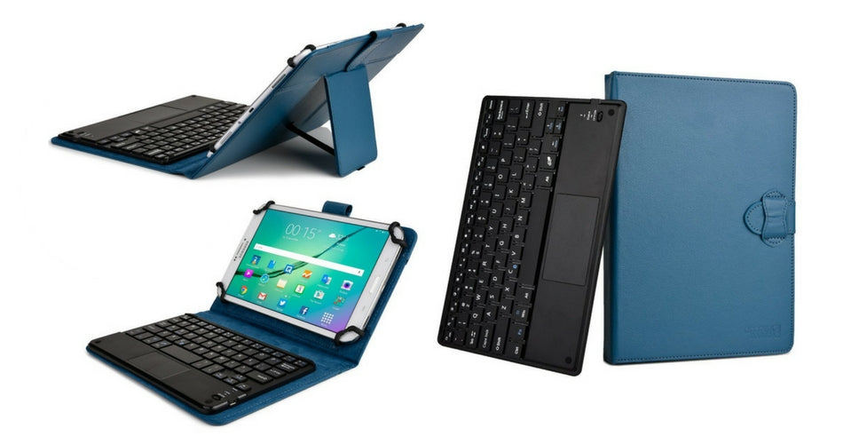 Cooper Touchpad Executive Bluetooth Keyboard Folio