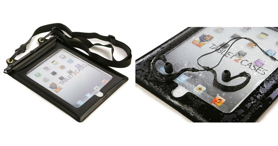 5 Waterproof Tablet Cases Perfect for the Beach – Tablet2Cases