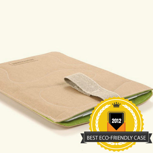 2012 BEST ECO-FRIENDLY TABLET CASE