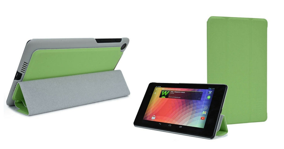 Cooper Three-Folds Folio Case for Google Nexus 7 (2013)