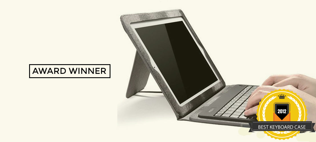 2012 Best tablet keyboard case